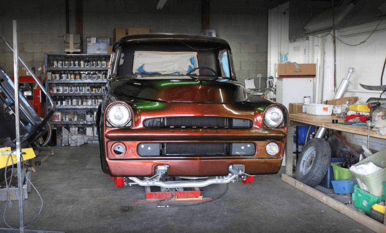 Kiet's Auto Body